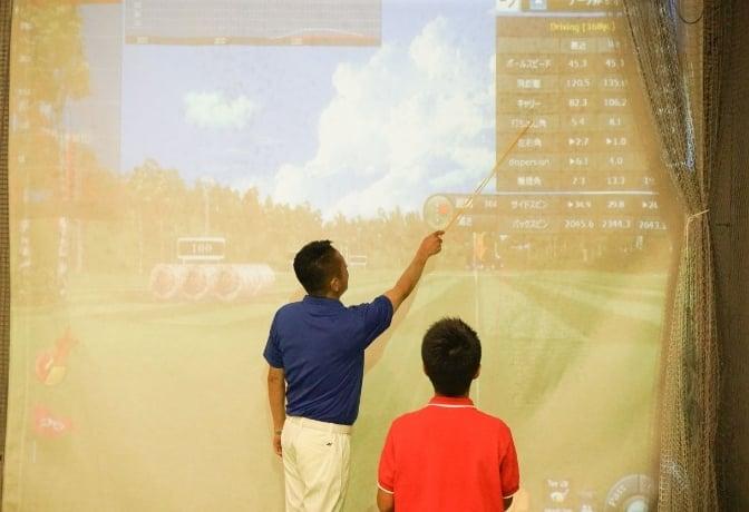 一般ゴルフスクール