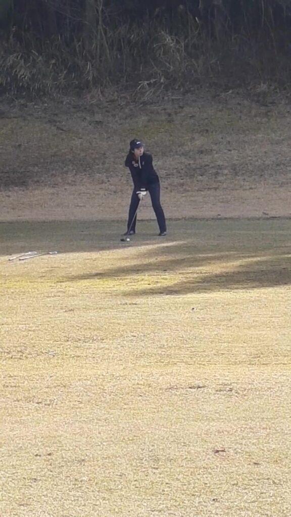 ゴルフ⛳㉓【ゴルフ:檜】