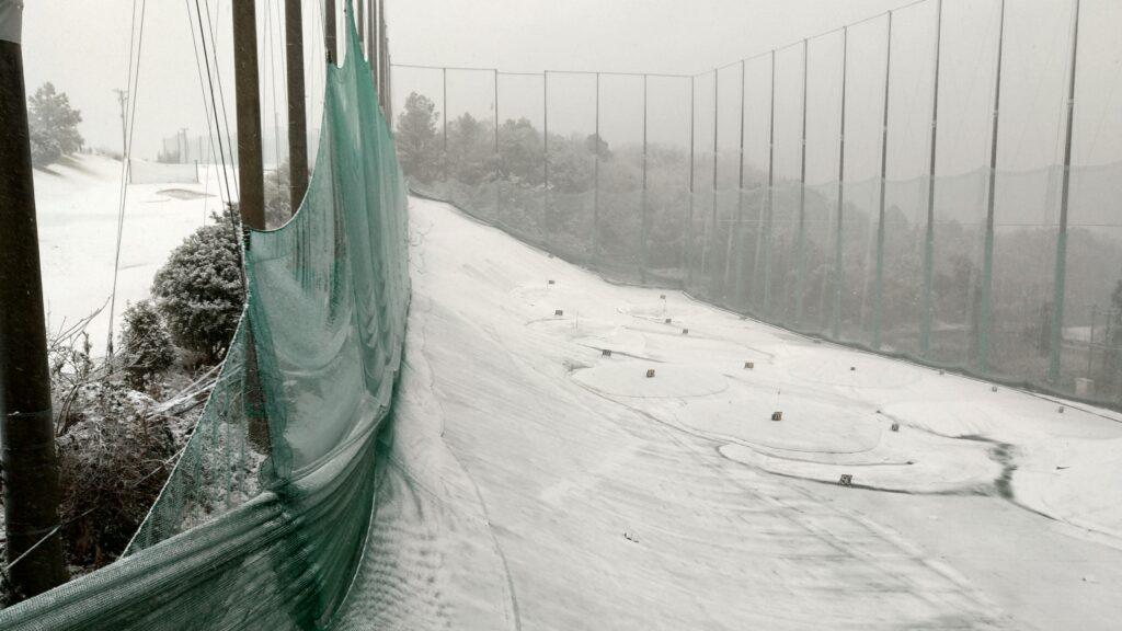 雪❆㉖【ゴルフ:簔城】